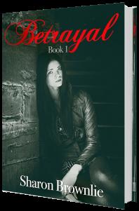 Betrayal NEW - Sharon Brownlie
