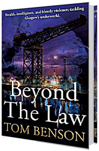 Beyond The Law - Tom Benson 3D INVIS